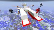 【minecraft】グレイファントムを作ってみた【jointblock】