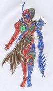 オリジナル怪人/スカラベギフター