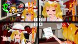 【第6回4コマ漫画の4コマ目選手権】置手紙
