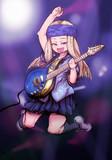ウリ・ジョン・ロー子とスカイギター