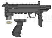 簡易組み立て式小型拳銃