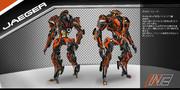 中量級装甲:イェーガー