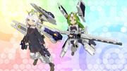 【艦これFIX】菊月 長月 艤装紹介