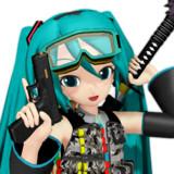 あーさん x Gun & Blade