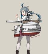 戦艦清霜について考える(2)
