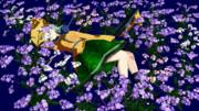 【幻想花祭】こいしの世界(勿忘草ver)