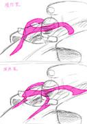F1マシンのハローデザイン案