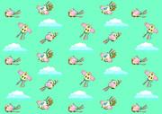 花喰鳥&含綬鳥