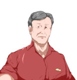 一般アニメ塗り爺