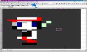 Excelでクォート君を描いてみた