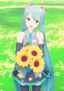 あなたのための花