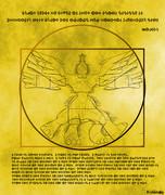 ウィトルウィウス的ゼクロム図