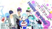 お誕生日おめでとう~!
