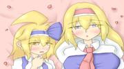 【東方ベストカップリング選手権】二人のアリス