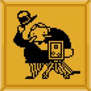 [シュークリーム]→ドット絵しりとり→[ムービー]