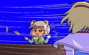 台風でも営業するNYN姉貴