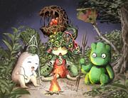 植物たちの集会