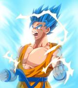 超サイヤ人ブルー2
