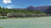 【MMD鉄道】ビュッフェ付きの普通列車