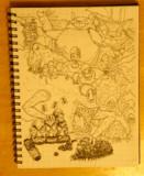【お絵描き】ジブリを描いてみた!