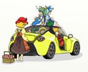 秋姉妹とS-FR 2