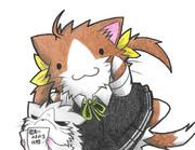ネズミ提督と陽炎ネコ