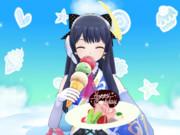 GIFアニメ【ウェザーロイド Airi】ようこそ誕生日 #あやち生誕祭 #WNI
