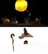 かぼちゃの舞台配布