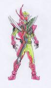 オリジナル/仮面ライダージャグラー/オープンソード
