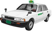日産 クルー タクシー