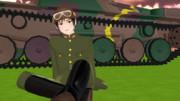 しゃち式戦車兵さんとチハ