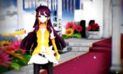 【MMDモデル配布あり】椛暗式-墨清弦ver1.0
