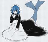 メイドわかさぎ姫