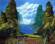 真夏の桂林