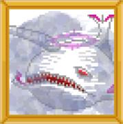 [キャットウォーク]→ドット絵しりとり→[鯨]