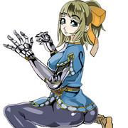 ガントレットヒーラー(着色)★