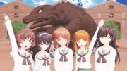 【MMD】戦車の日