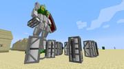 【minecraft】某ゲームのコンテナを作ってみた【jointblock】