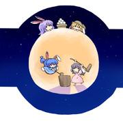 グーグル中秋の名月トップ