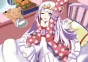 寝起きスヤリス姫
