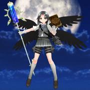 関西弁の魔法少女風黒潮