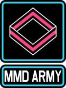 MMD陸軍ロゴ