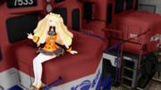 【モデル配布】Korail7500ディーゼル機関車