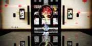 【MMDステージ配布】椛暗式-静子の居ver1.0