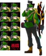 【 何処かの猟師が幻想入り】カスパール フル装備
