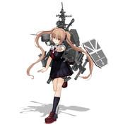 【モデル更新】むらさめ型艤装セットv106a