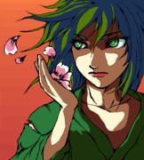 花びら、(彩色16色)