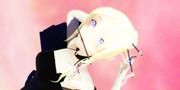 【MMD】月簪・羽簪(配布)
