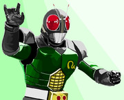 リクエストにお応えして昭和ライダー12番目男