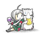 ネズミ提督と妖精さん